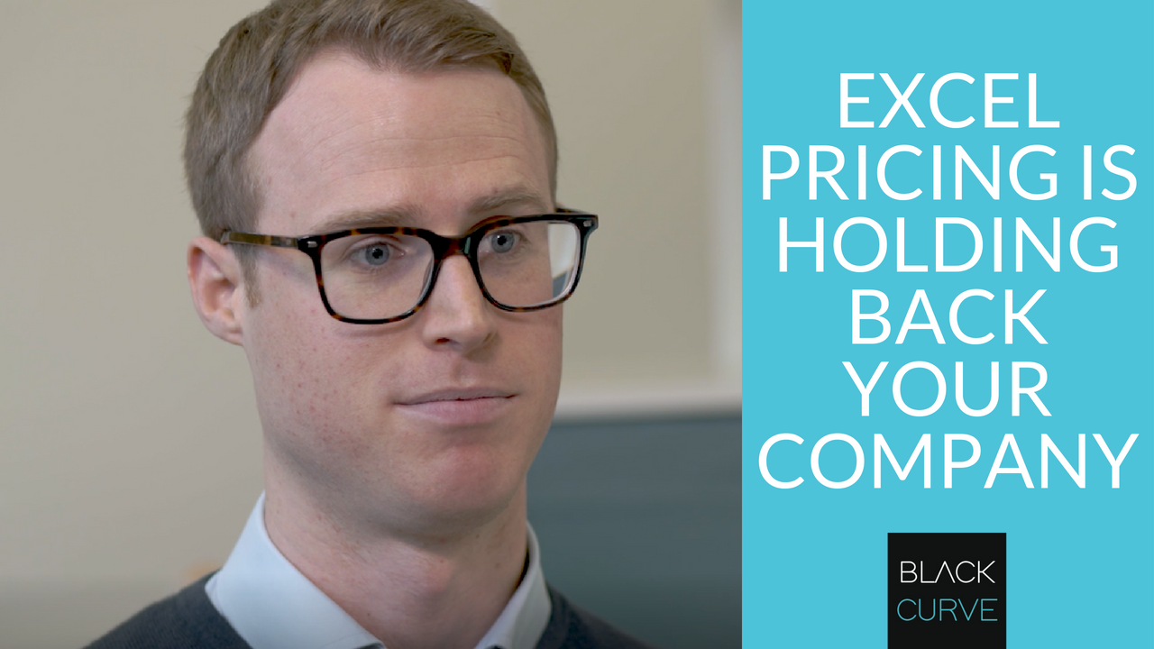 Excel Pricing is Holding Back Your Company