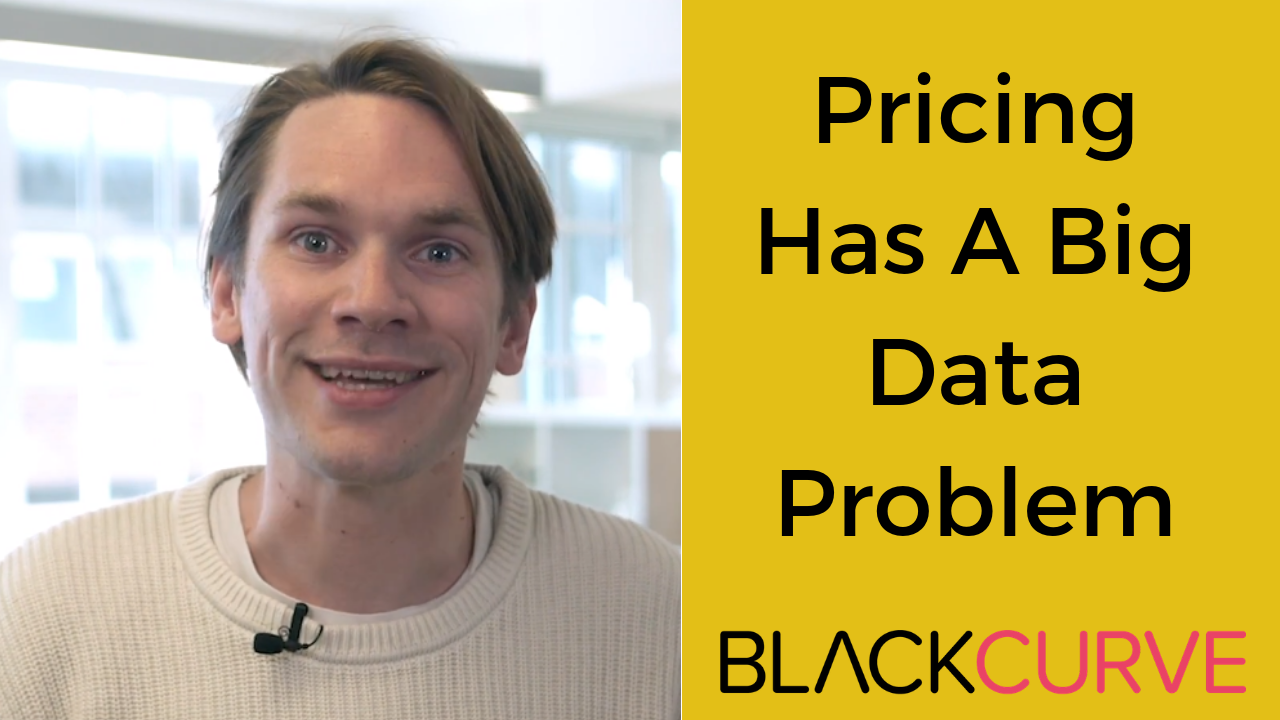 Pricing Has A Big Data Problem