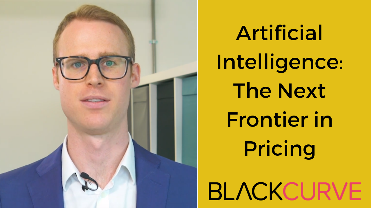 Artificial Intelligence: The Next Frontier in Pricing