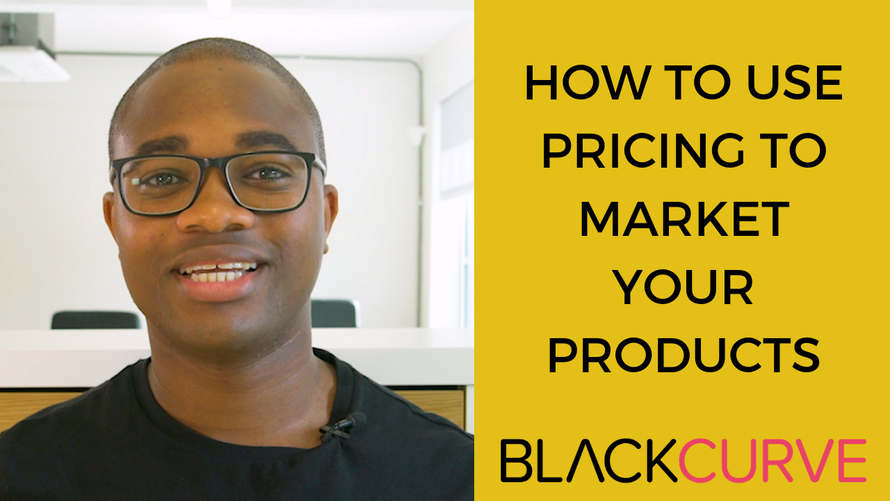 How to use pricing to market your products video thumbnail