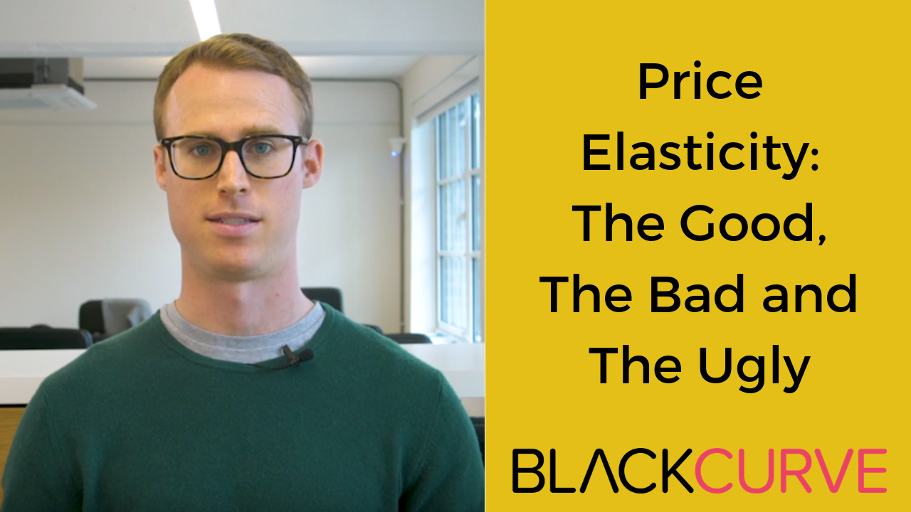 Price Elasticity:The Good, The Bad and The Ugly
