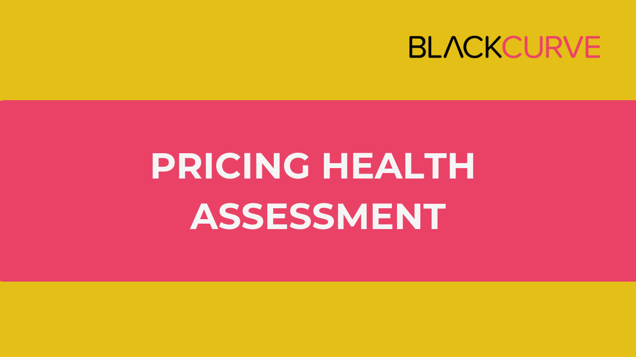 pricing health assesment