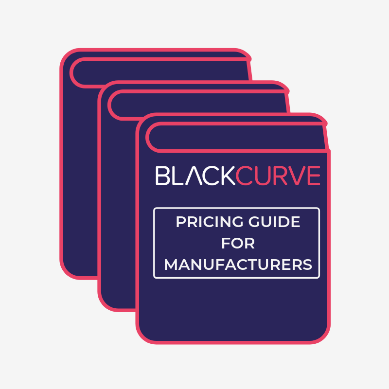 PRICING GUIDE FOR MANUFACTURERS